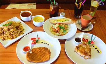 米兰度环球美食西餐厅-美团