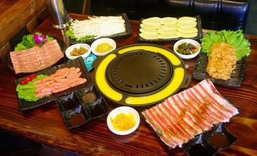 雲山韩式碳火烤肉-美团