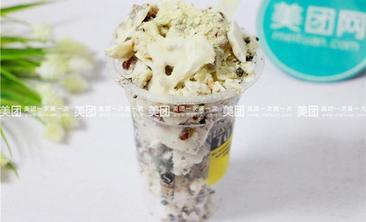 糖果炒酸奶-美团
