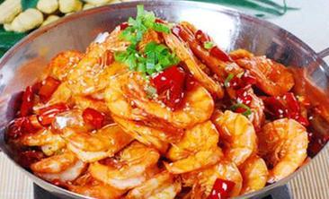 李记香辣虾-美团