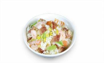行货培根虾仁饭-美团