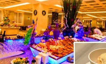 龙之梦大酒店自助餐-美团