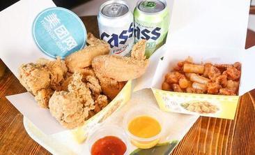佳佳的韩国炸鸡-美团