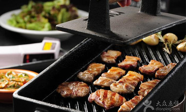 N2UBarbecue韩国熨斗烤肉-美团