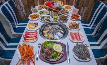 火上芭蕾海鲜烤肉涮涮锅-美团
