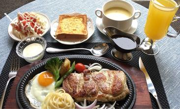 英伦之夏中西式餐厅-美团