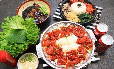 釜山美食韩国石锅饭-美团
