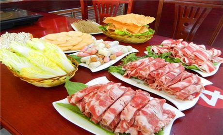 【北京蝎子火锅唐山羊米粉红叶】火锅团购北京五个月可以吃多少红叶图片