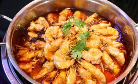 【北京虾吃虾涮虾火锅团购】虾吃虾涮虾火锅招牌小锅