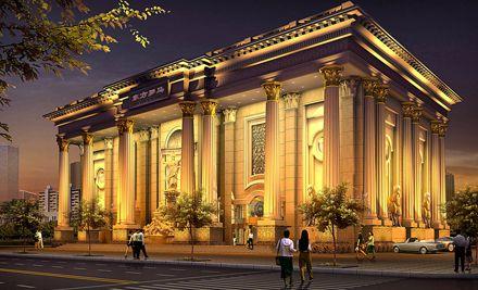 东方罗马洗浴套餐,建设路 美团网济南站