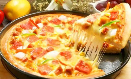 培根比萨图片_第五大道5ThPizza鸡肉培根披萨图片宁德美