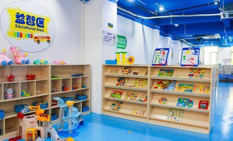 【阳江智贝乐园团购】智贝乐园智贝儿童乐园月卡1张