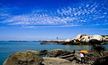 平潭岛,海坛古城,仙人井,拉网捕鱼,沙滩party1晚2日游