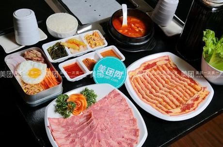 :长沙今日团购:【易初莲花】尚槿格调韩式料理仅售118元!最高价值166元的尊品双人套餐,提供免费WiFi。