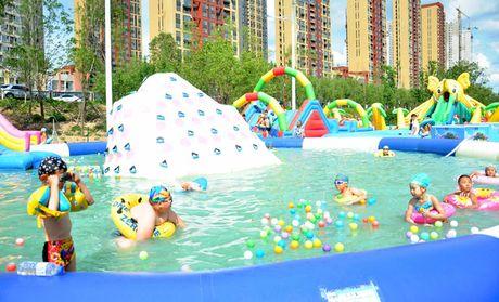 儿童水上乐园用户评论