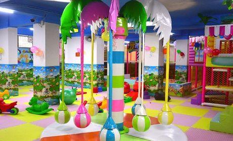 北京开心哈乐儿童乐园用户评论|点评|评价