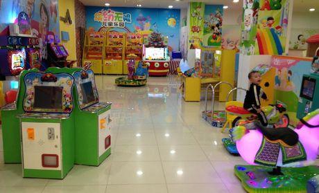 【深圳缤纷无限儿童乐园团购】缤纷无限儿童乐园广富