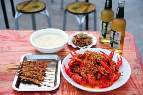:长沙今日团购:【新开铺】丁小虾仅售388元!最高价值515元的6-8人套餐,提供免费WiFi。