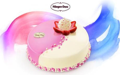 :长沙今日团购:【4店通用】哈根达斯仅售228元!价值268元的风味酸奶冰淇淋蛋糕2选1,建议2-3人使用。