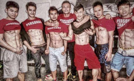 【广州锐星健身学院团购】锐星健身学院健身教练国家