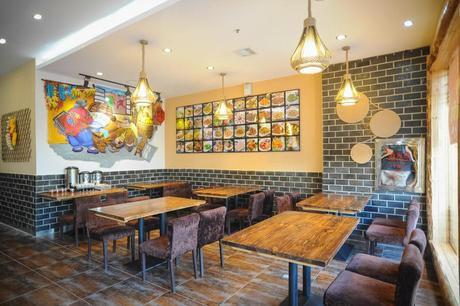:长沙今日团购:【汽车西站】老东北饺子馆仅售45元!最高价值70元的2人餐,提供免费WiFi,提供免费停车位。