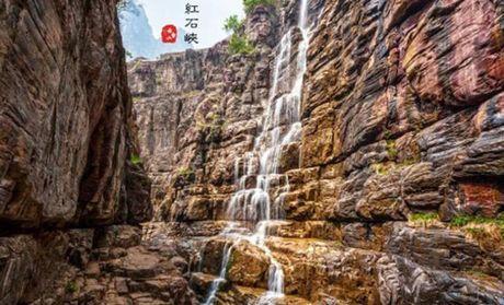 河南云台山 潭瀑峡 云台天瀑 猕猴谷 红石峡景区 2天1晚跟团旅游 含