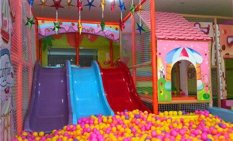【广州童欢儿童乐园团购】童欢儿童乐园游乐场畅玩票