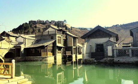 【北京古北水镇,司马台长城一日游团购】国伟旅游图片
