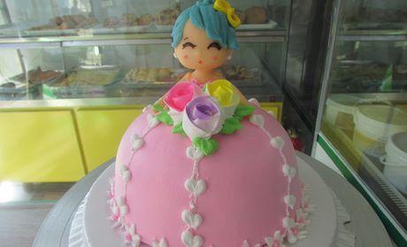 【大庆甜甜蛋糕店团购】甜甜蛋糕店巧克力可爱娃娃()