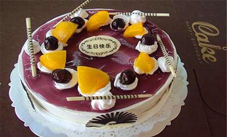 【中卫心语蛋糕团购】心语蛋糕8英寸慕斯蛋糕团购