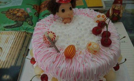 【济宁红磨坊蛋糕团购】红磨坊蛋糕小可爱水果蛋糕