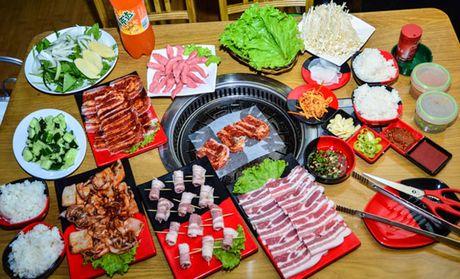 济州岛烤肉海鲜