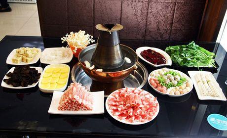 老北京炭火锅2 3人餐,花园街 美团网哈尔滨站