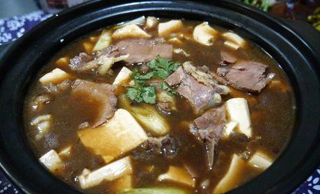 牛肉炖豆腐的做法_熟牛肉炖豆腐_熟牛肉炖豆腐的做法
