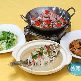 :长沙今日钱柜娱乐官网:【星沙通程广场】正清土菜馆仅售78元!价值144元的3-4人餐。