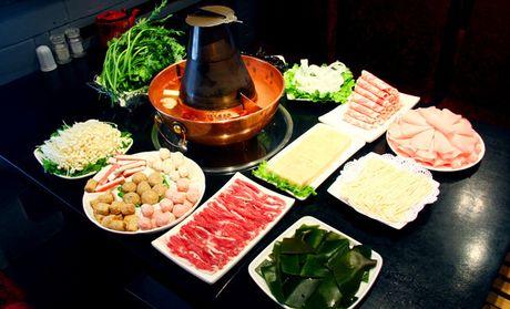 老北京炭火锅3 4人餐,太古街 美团网哈尔滨站