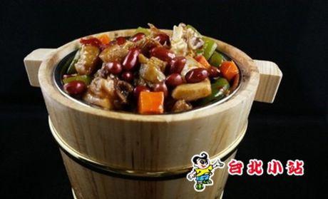 ¥18 1份 ¥18 香菇滑鸡木桶饭 ¥18 1份 ¥18 以下内容5选1 香芋奶茶