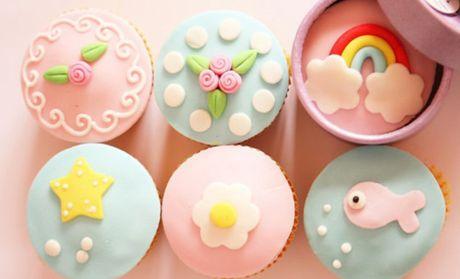 儿童手工蛋糕制作