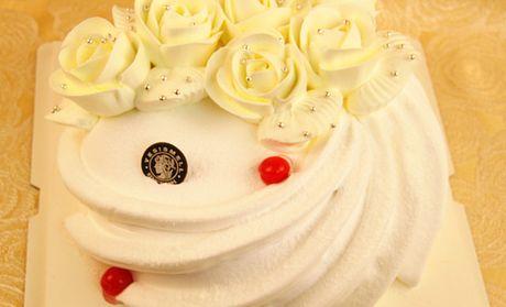 【北京艾茉菲儿团购】巧媳妇幸福殿堂蛋糕团购|图片