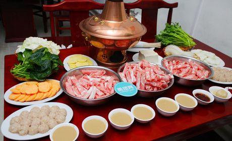老北京木炭火锅6 8人餐,南关大街 美团网泰安站