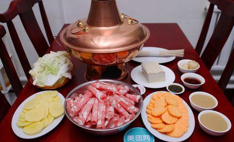 老北京木炭火锅双人餐,南关大街 美团网泰安站