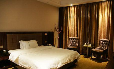 【艾菲标准酒店】艾菲酒店特大家具单床房钟点升有限公司东莞市特大和图片