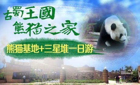 大熊猫基地是为拯救濒危野生动物大熊猫而建的具有世界水平的大熊猫
