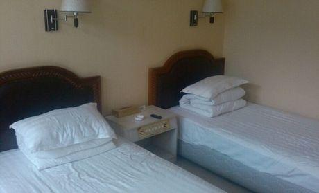 酒店住宿水单模板