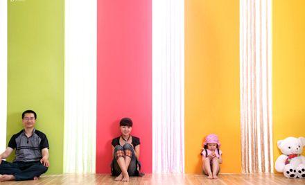 【王开照相怎么样】北京特色王开照相儿童写真/亲子照