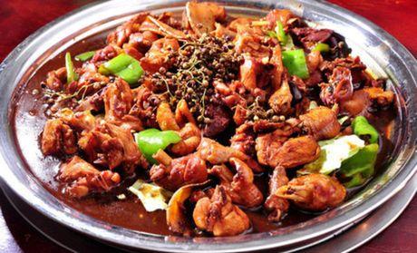 泰山鸡鲜椒鸡-泰山鸡