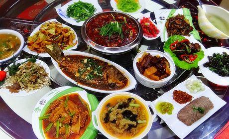 重庆江湖菜(图)