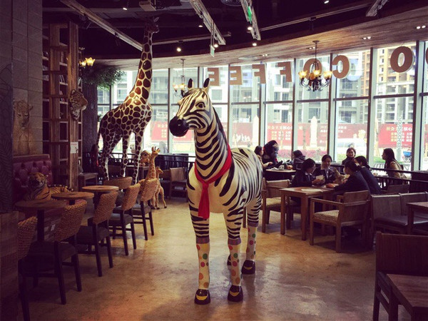 zoo coffee(众圆店)
