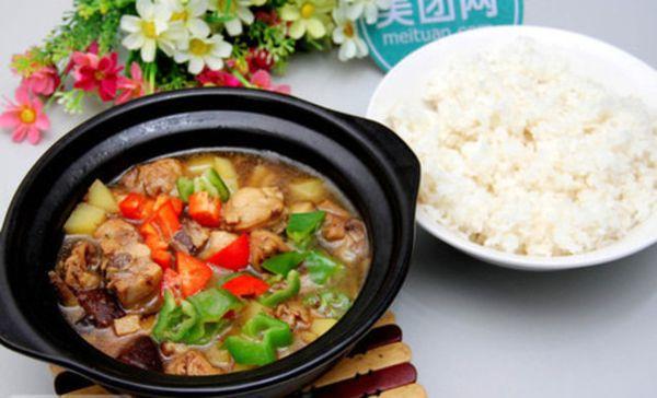 徐福宇黄焖鸡米饭(河海店)