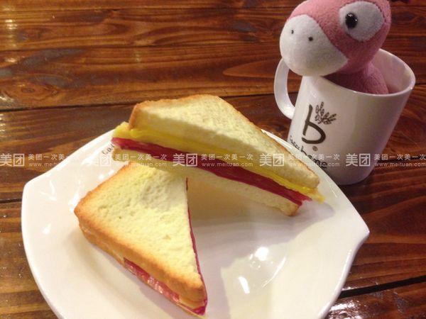CaffeBene咖啡陪你(福客茂店)吃货们怎么看?